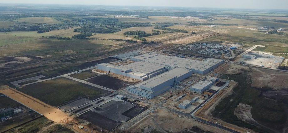 Новый автомобильный завод Haval в России