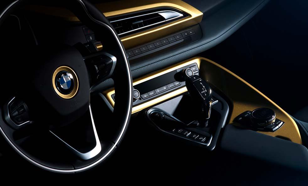 bmw i8 starlight edition interior