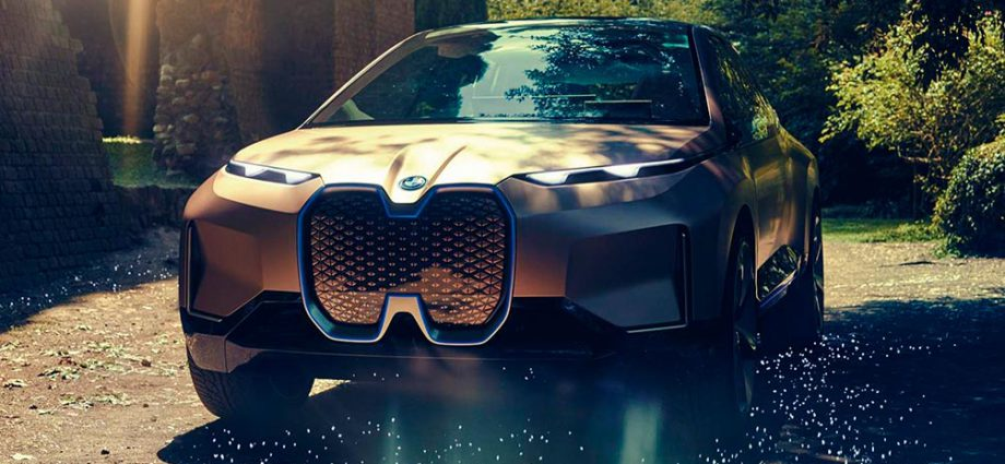 фото bmw vision inext