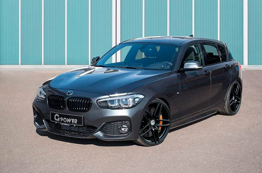 новый проект bmw m140i g-power
