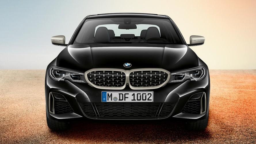 Новая информация о BMW M340i