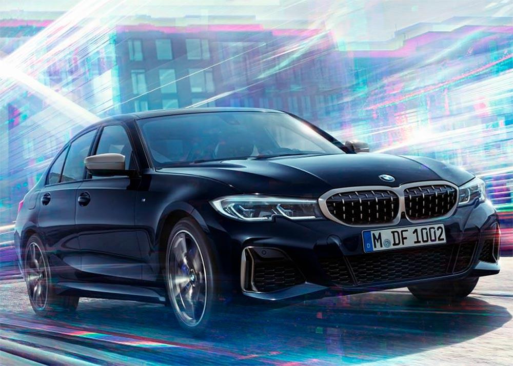 Новый BMW M340i xDrive