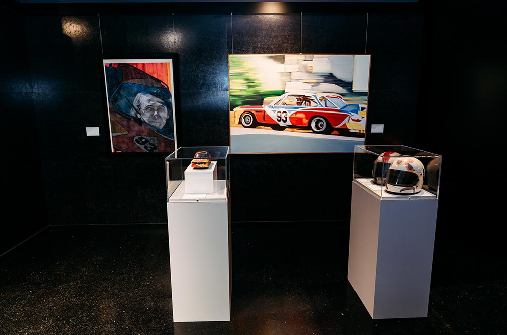 выставка bmw art cars