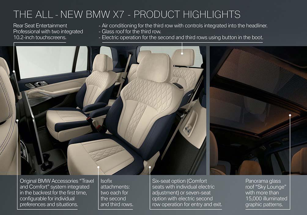 новый bmw x7