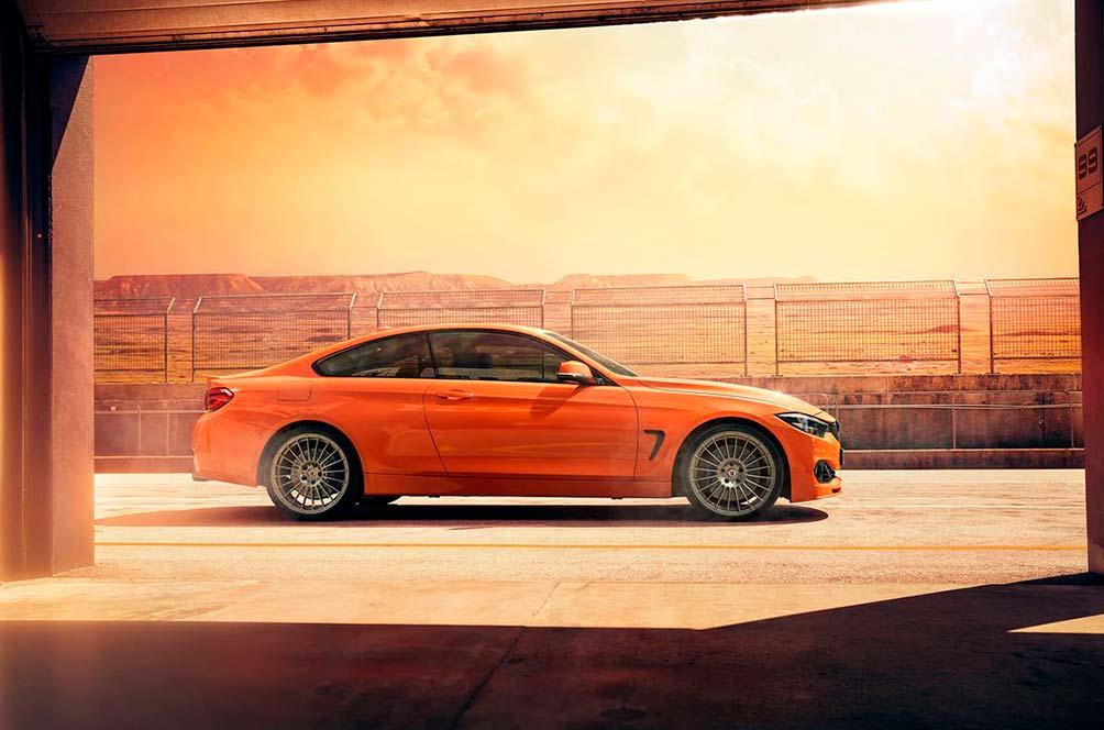 новый BMW ALPINA B4 Edition 99