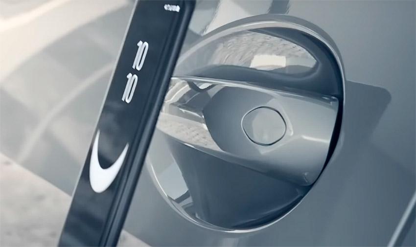 новый цифровой ключ bmw