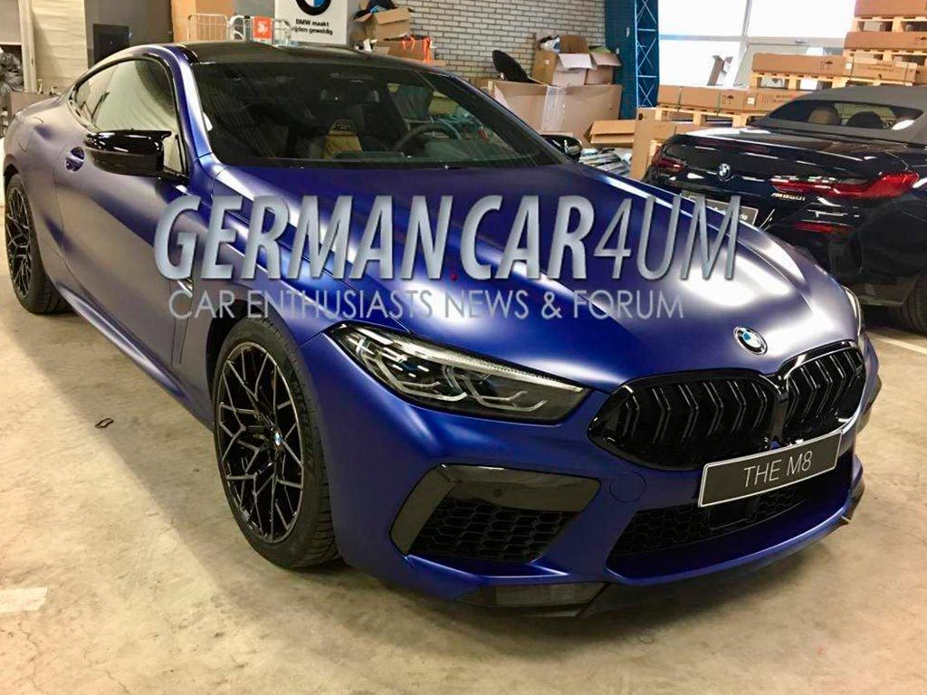 фото bmw m8 competition