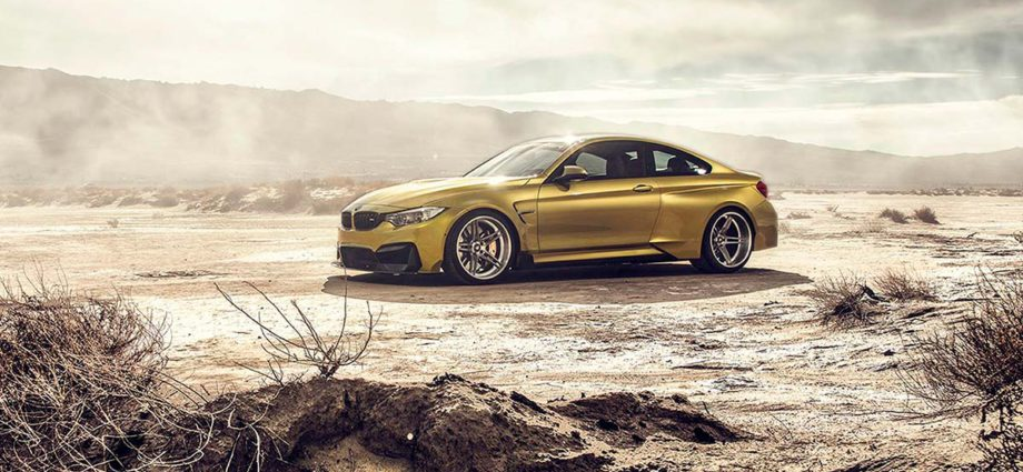 BMW M4 F82 Vorsteiner GTRS4