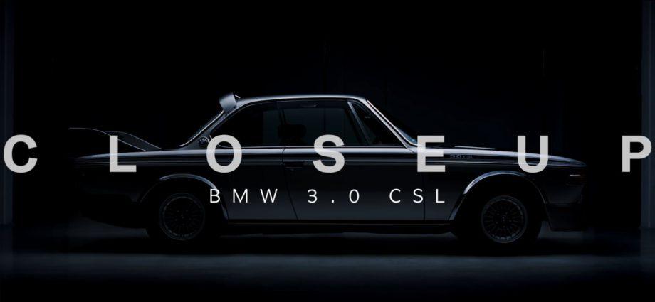 bmw 3/0csl