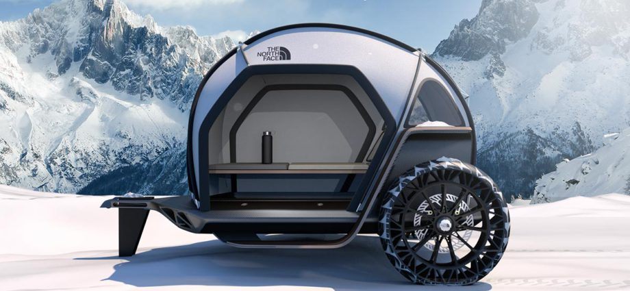 BMW Designworks camper