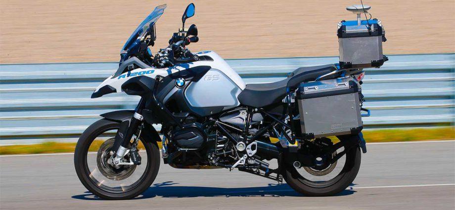 самоходный мотоцикл bmw r1200 gs