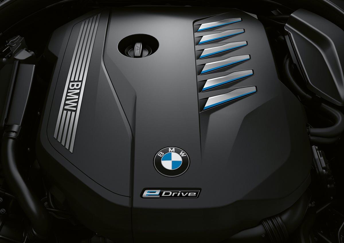 двигатель bmw 7 edrive 2019