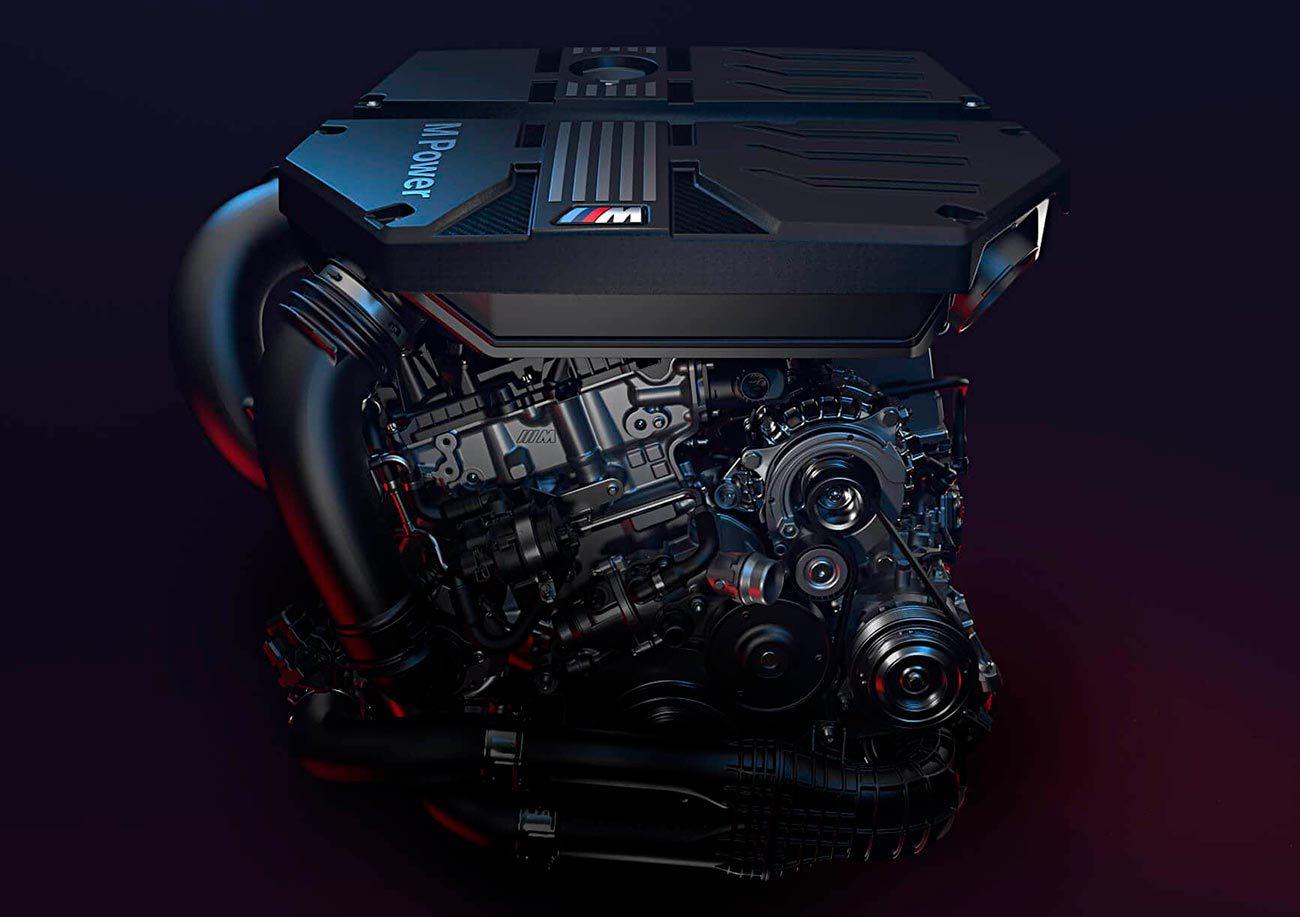 двигатель bmw x3 m bmwx4 m