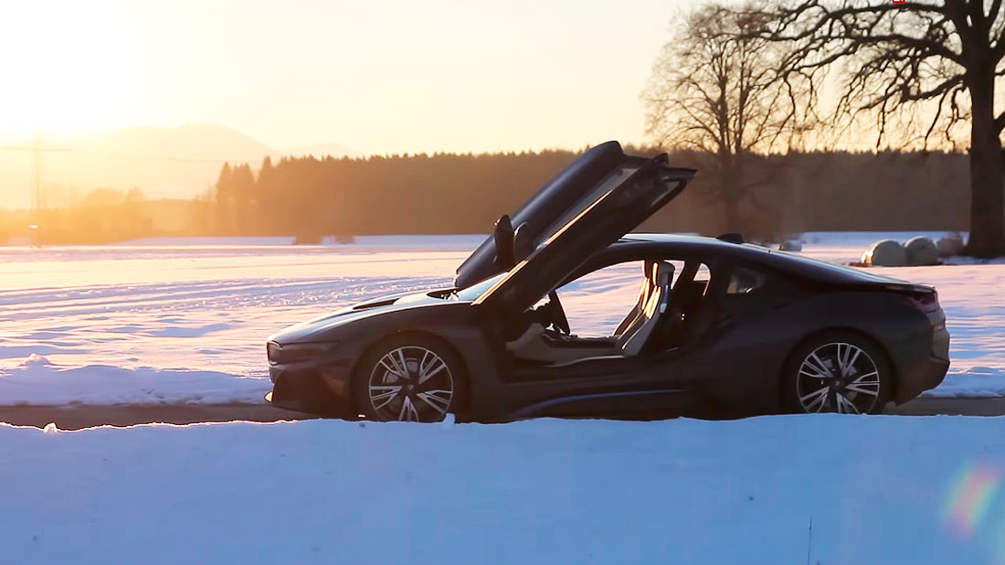 проблемы электромобилей зимой