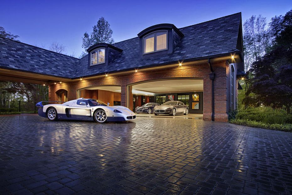 гараж вашей мечты
