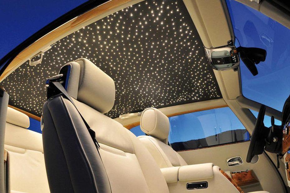 звёздное небо rolls-royce
