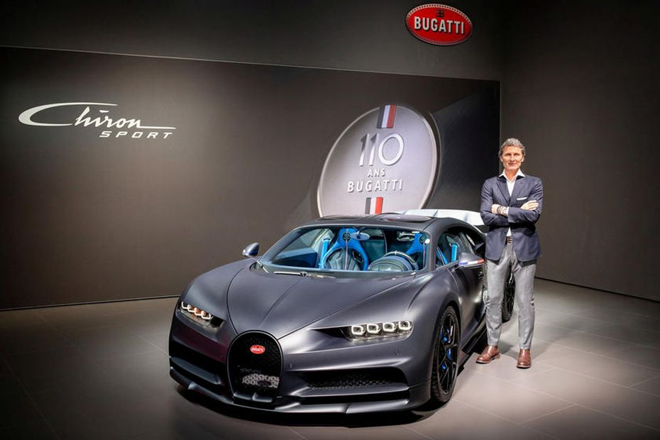 Bugatti Stephan Winkelmann