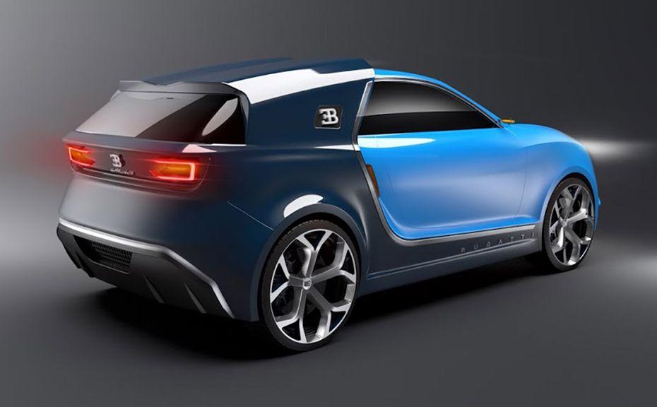 концепт bugatti crossover