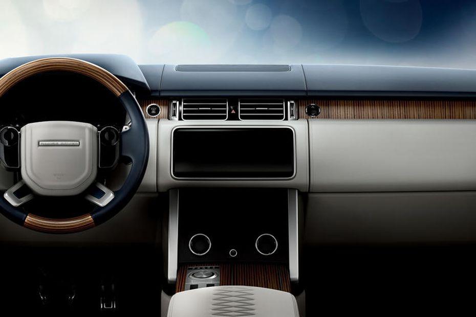 салон range rover coupe