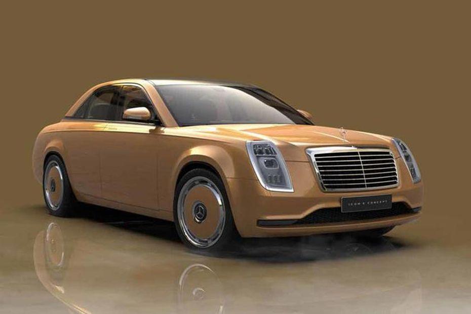 концепт Mercedes-Benz Icon E