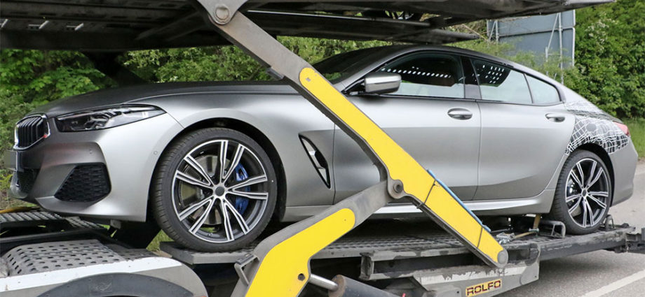 2020 BMW 8 Gran Coupe