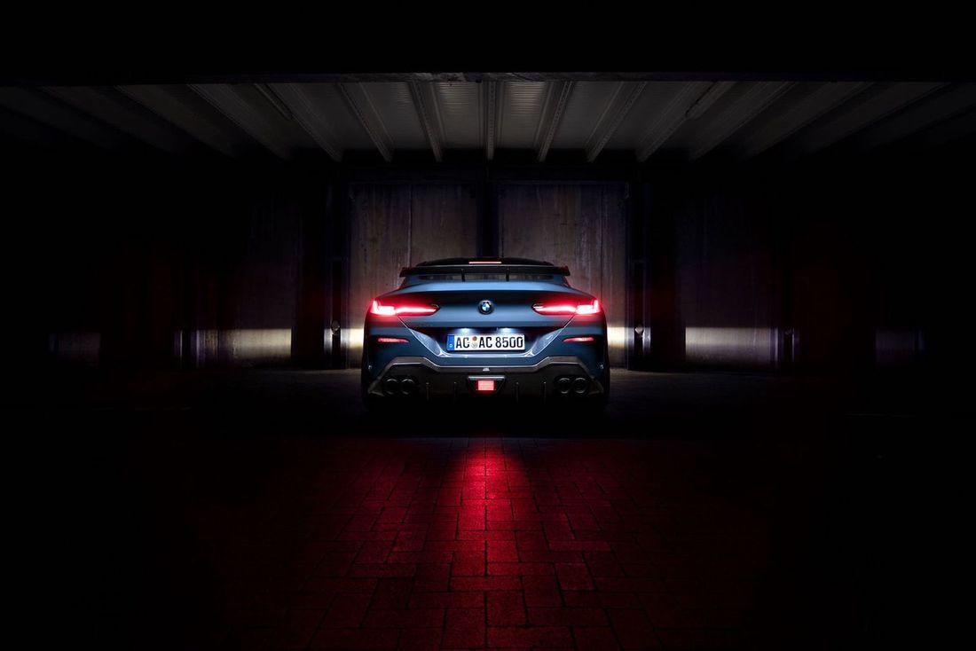 BMW M850i AC Schnitzer