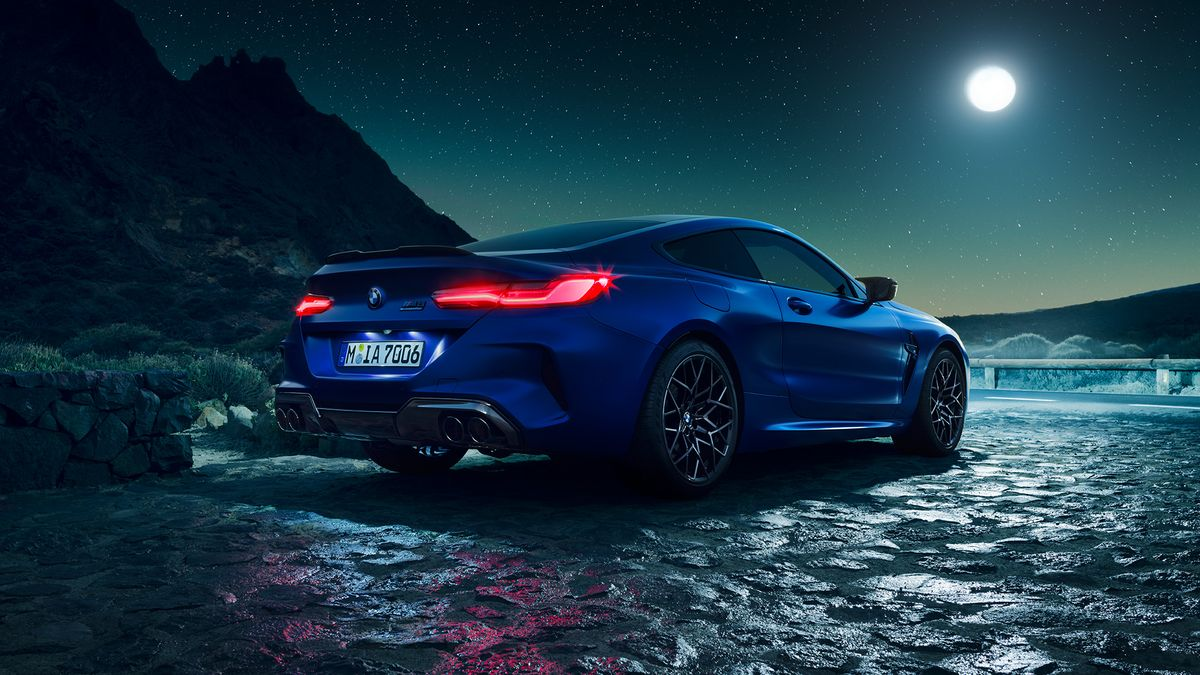 2020 bmw m8 coupe