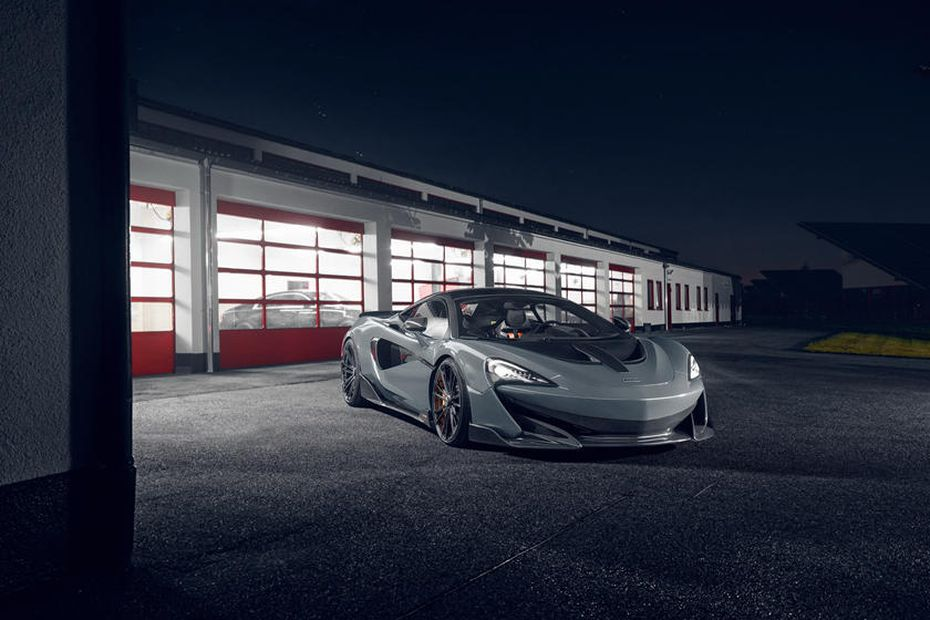 McLaren 600LT,