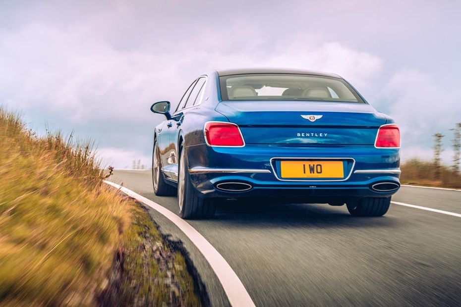 Bentley Flying Spur First Special