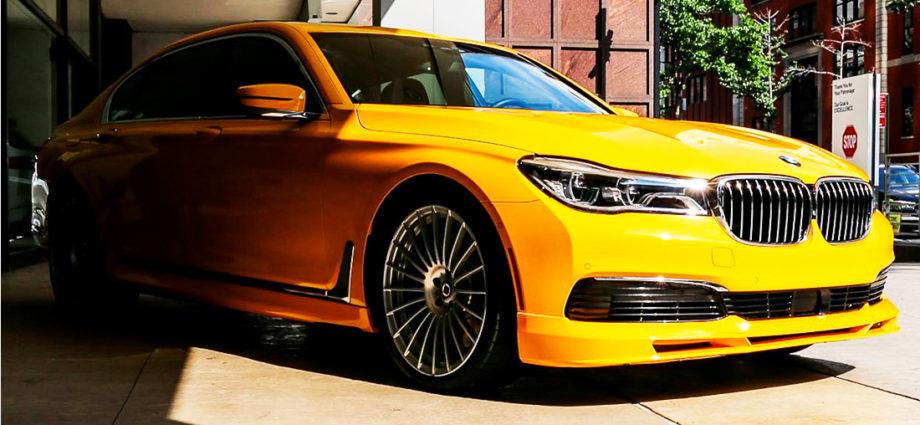BMW Alpina B7 Individual