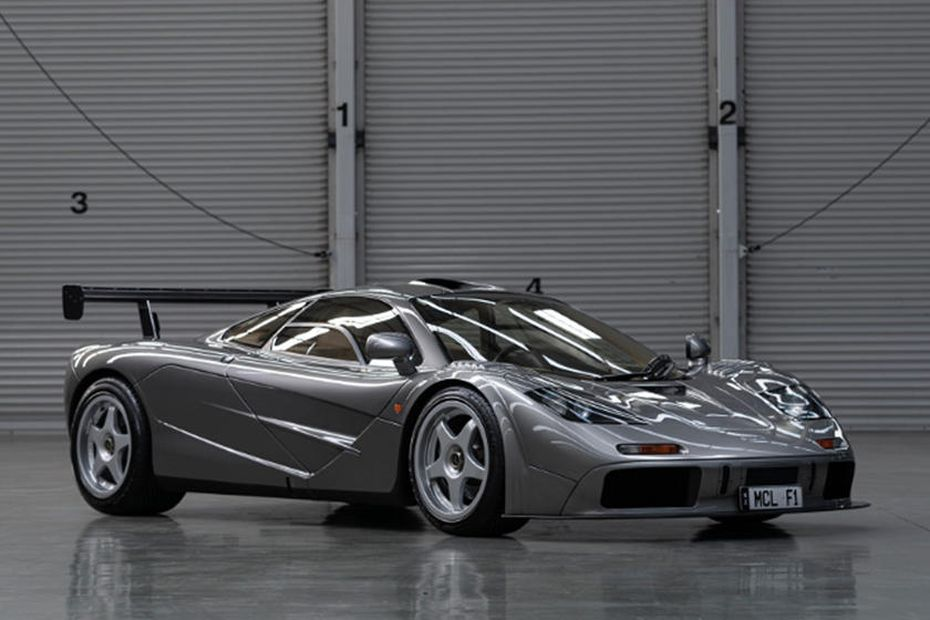 McLaren F1 LM