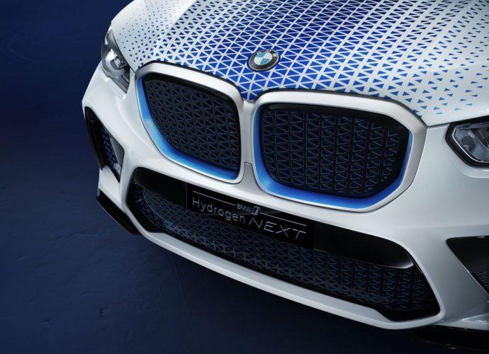BMW i X5 Hydrogen Next