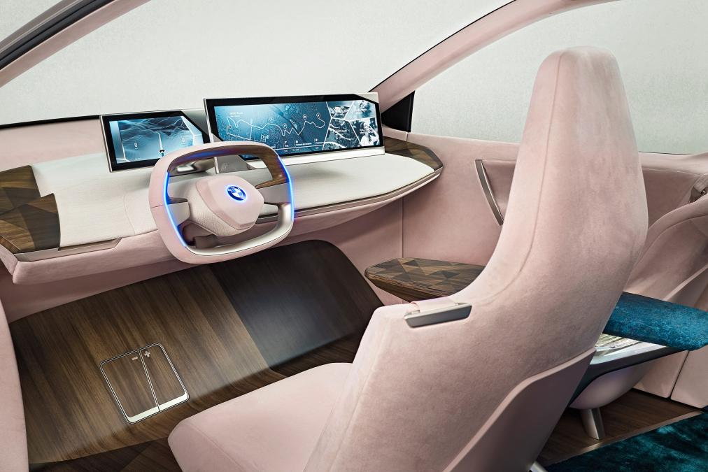 bmw inext ix