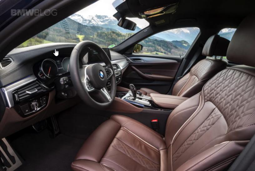 Nappa Leather кожа BMW