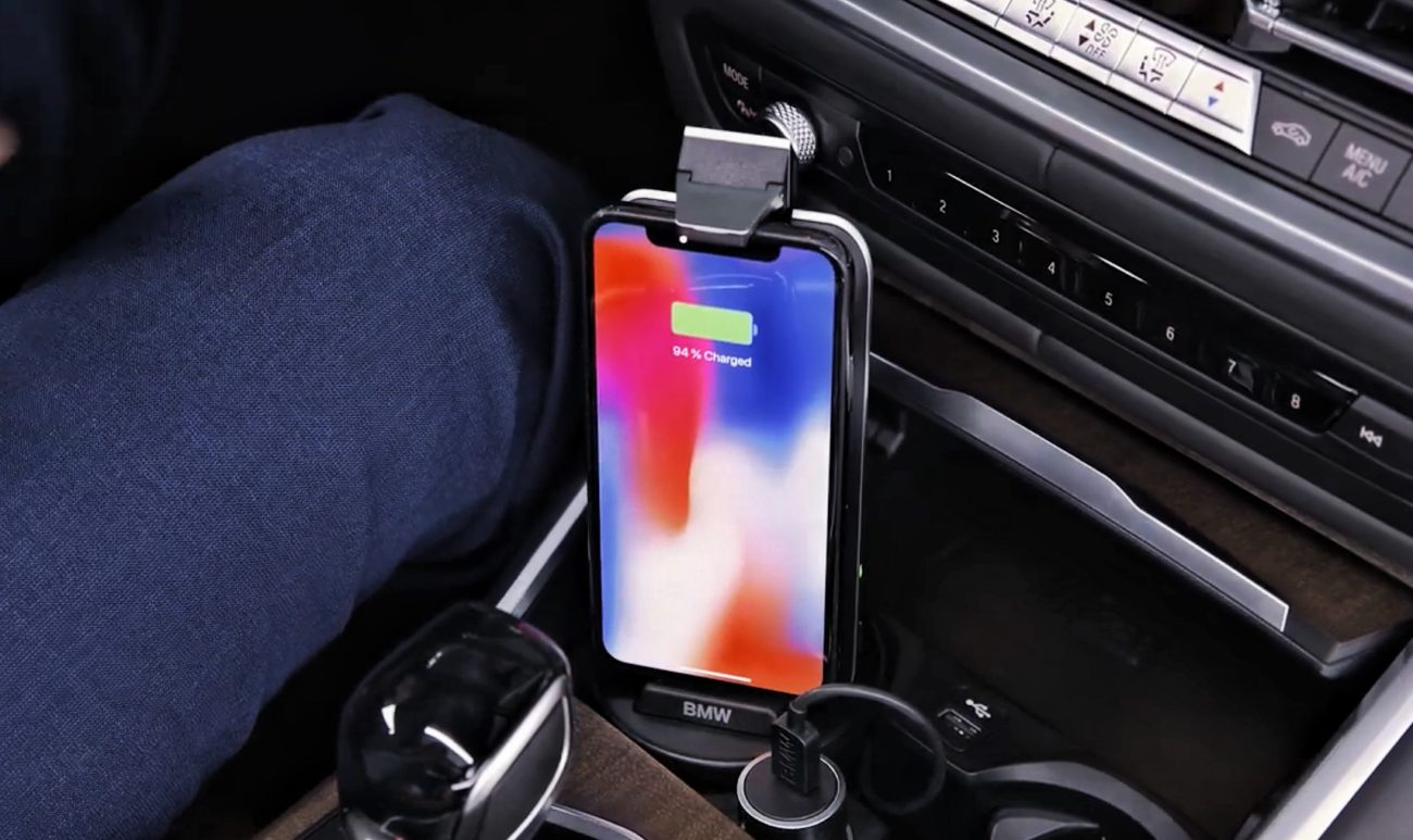 bmw wireless mobile charge