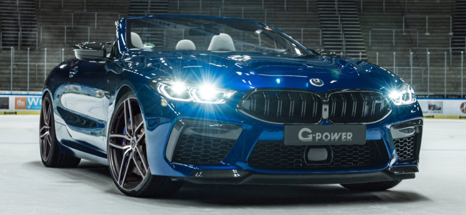 bmw m8 g-power