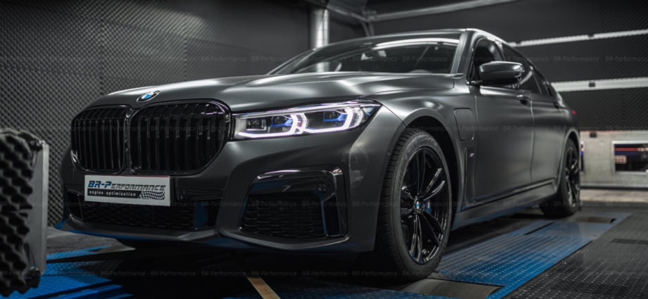 bmw 745e br performance tuning
