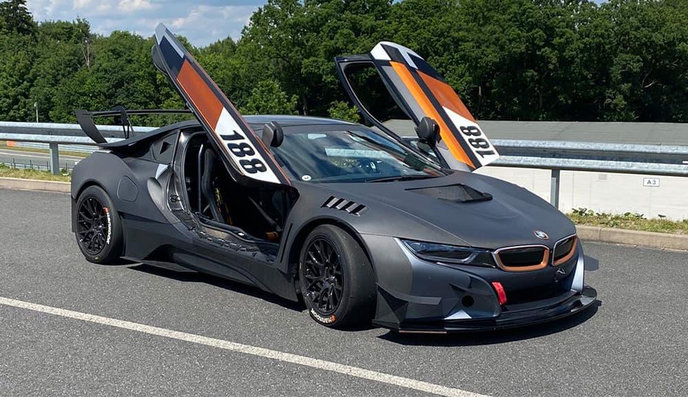 BMW i8 Procar
