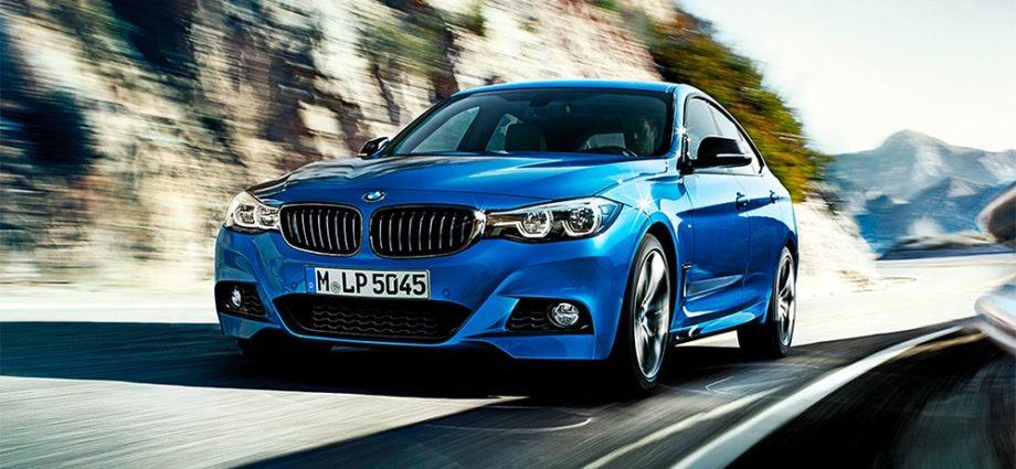 BMW 3 GT Shadow Edition