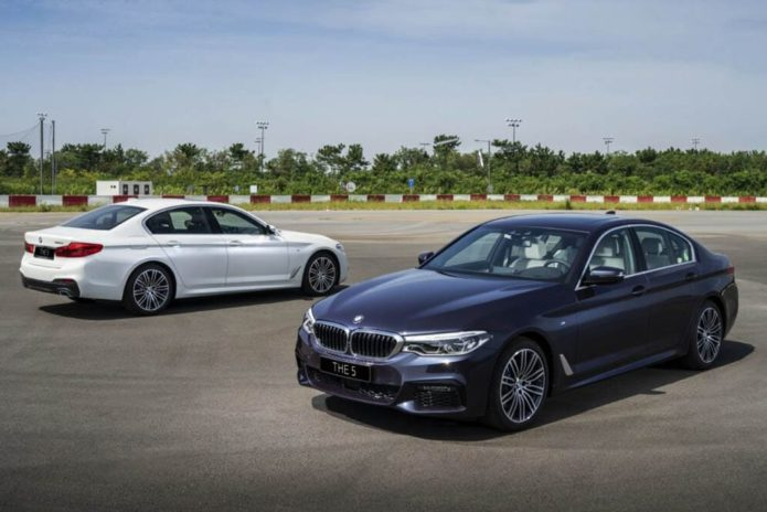 BMW Individual 25 Anniversary South Korea