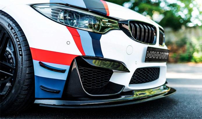 BMW MANHART MH4 GTR