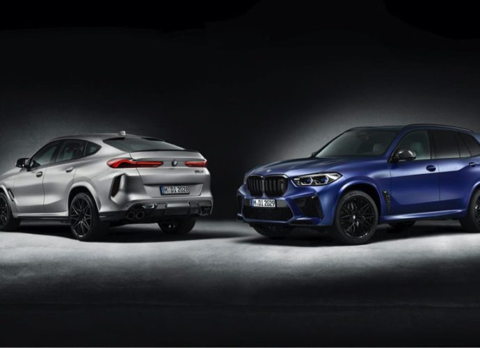 BMW X5M X6M Competition FIRST EDITION
