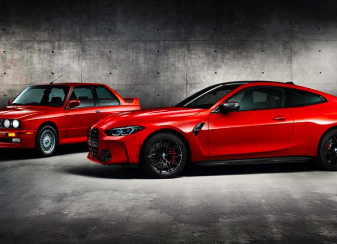 BMW M4 Kith