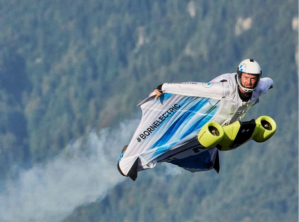 bmw i wingsuite